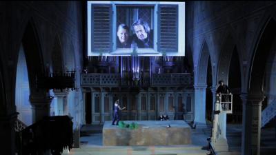 Faust Requiem, Sprechoper